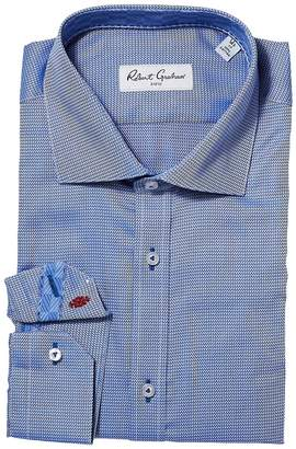 Robert Graham Joy Dress Shirt Men's Long Sleeve Button Up