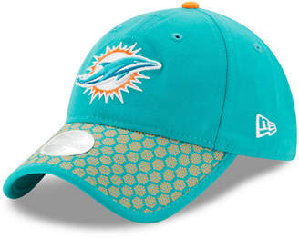 New Era Women's Miami Dolphins Sideline 9TWENTY Cap
