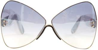 Marco De Vincenzo Multicolour Metal Sunglasses
