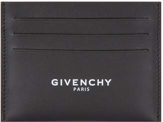 Givenchy Leather Logo Card Holder