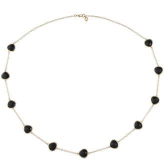Gloria Vanderbilt Womens 7 1/2 Inch Brass Link Bracelet