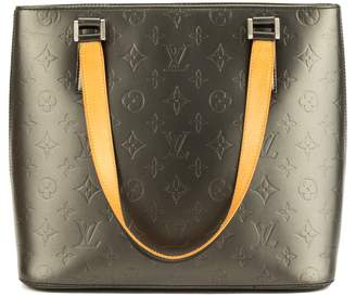 Louis Vuitton Steel Monogram Mat Stockton (3927013)