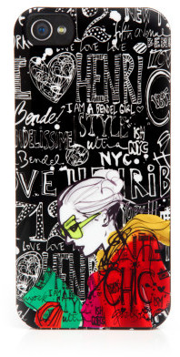 Henri Bendel STREET CHIC COVER FOR IPHONE 5/5s