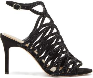 Vince Camuto Imagine Plash Embellished Cutout Sandal
