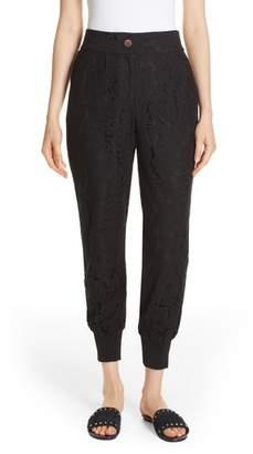 Ted Baker Cylar Lace Detail Formal Jogger Pants