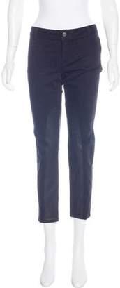 Burberry Porterridge Mid-Rise Jeans