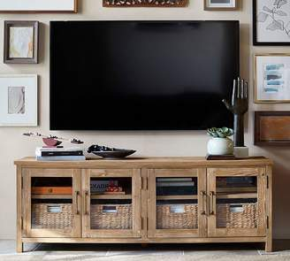 Pottery Barn Parker Reclaimed Wood Media Console