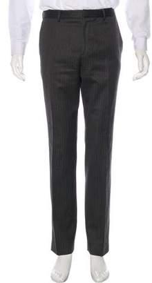Alexander McQueen Wool Dress Pants