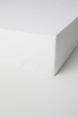 H&M Cotton percale fitted sheet