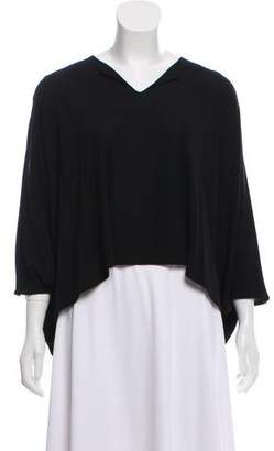 The Row Batwing Sleeve Blouse