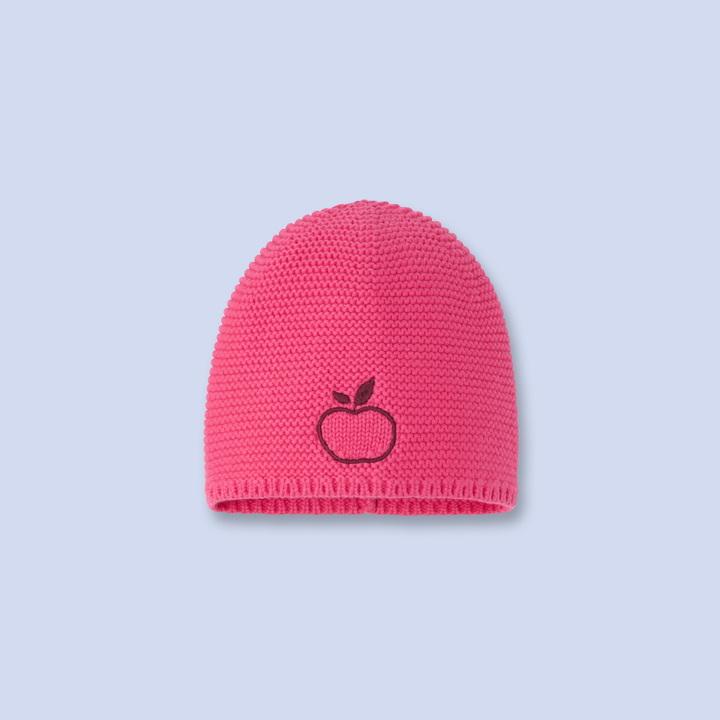 Jacadi Bonnet with apple detail