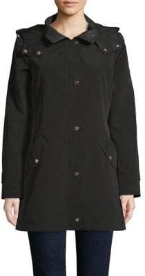 Gallery Petite A-Line Jacket