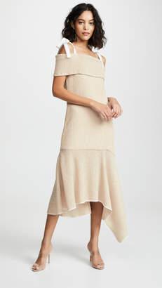 Adeam Handkerchief Dress