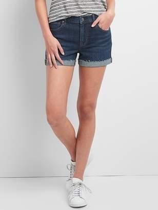 "Gap Washwell Mid Rise 5"" Denim Shorts"