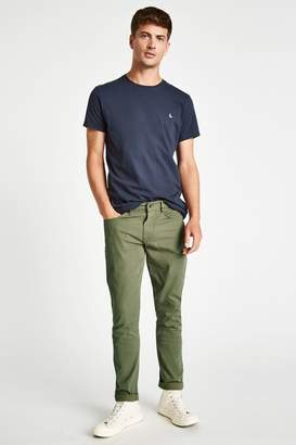 Jack Wills Slim Broken Twill Jeans