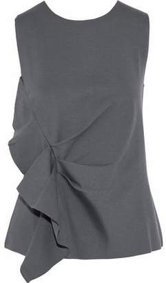 Dagmar House Of Draped Stretch-Jersey Tank