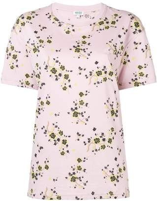 Kenzo casual floral T-shirt
