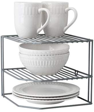 Rebrilliant Corner Shelving Rack