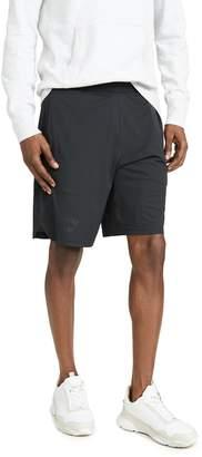 Reigning Champ Tech Mesh Varisty Logo Basketball Shorts