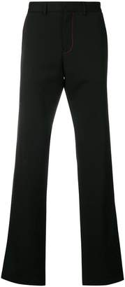 Tommy Hilfiger stripe tailored trousers
