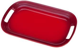 "Le Creuset Cerise 16.25"" Large Serving Platter"