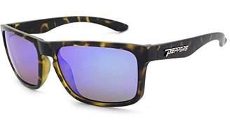 Pepper's Sunset Blvd Polarized Oval Sunglasses