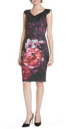 Ted Baker Semanj Splendour Sheath Dress