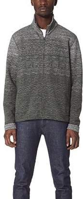 Billy Reid Men's Full Zip Gradient Track Jacket