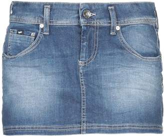 Gas Jeans Denim skirts