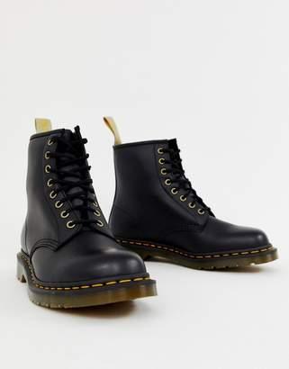 Dr. Martens Vegan 1460 8-eye boots in black