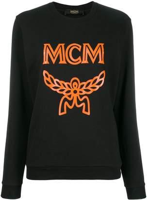 MCM logo sweater