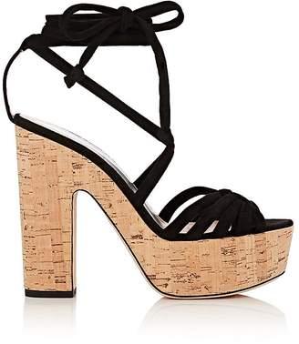 Ballin Alchimia Di Women's Tara Suede Platform Sandals