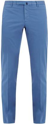 Incotex Slim-fit chino trousers