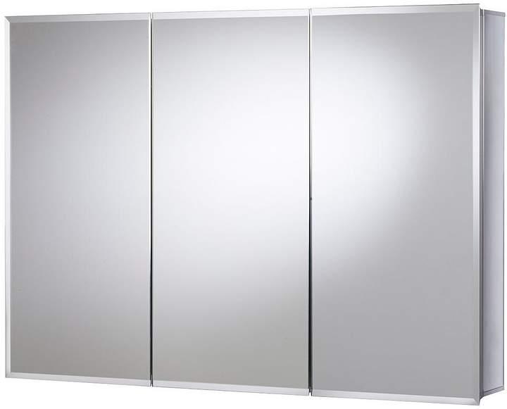 Kennet Triple Door Tri-View Cabinet