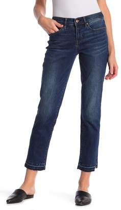 Nicole Miller Mr Straight Ankle Jeans (Regular & Plus Size)