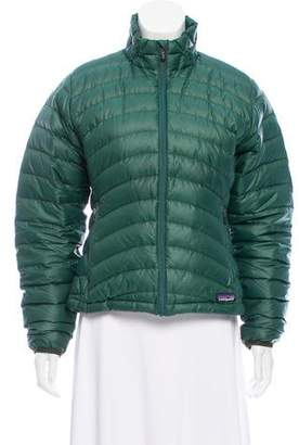 Patagonia Quilted Puffer Jacket