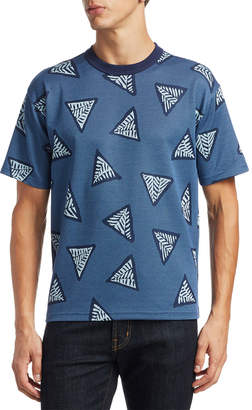 Kenzo Bermudas Printed T-Shirt