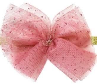 Oh Baby Glinda Blush Bow