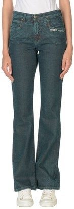 ANGELO MARANI Denim pants - Item 42675117PE
