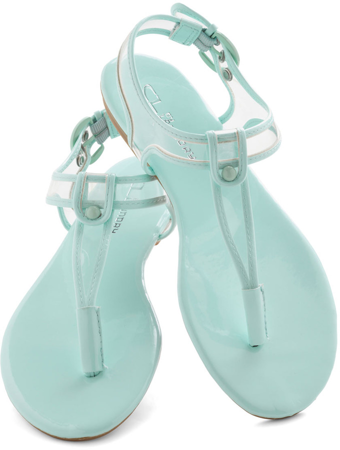 I Can Sea Clearly Sandal