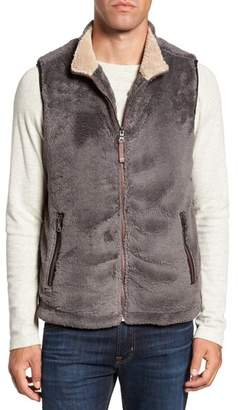 True Grit Double Up Pebble Pile Faux Fur Vest