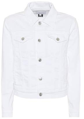 Current/Elliott The Baby Cropped denim jacket