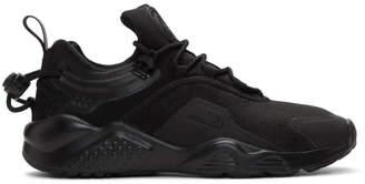 Nike Black Air Huarache City Move Sneakers