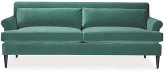 Kate Spade Pierce Sofa - Basil Velvet