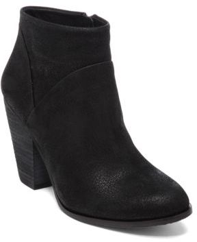 Vince Camuto Vintage Leather Booties