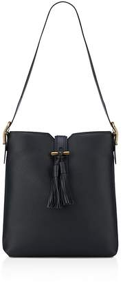 Anne Klein Toggle Leather Hobo