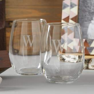 Cathy's Concepts Cathys Concepts Gifts 21 oz. Stemless Wine Glass