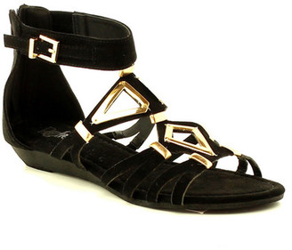 Refresh Mosso Ankle Strap Sandal $39.99 thestylecure.com