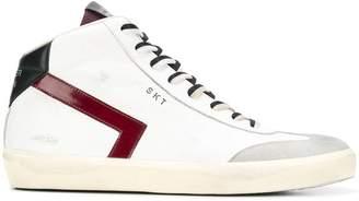 Leather Crown Skt sneakers