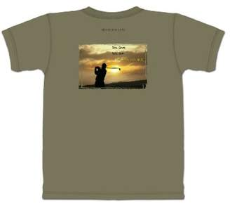 The Mountain Men's Wolf Lookout T-Shirt
